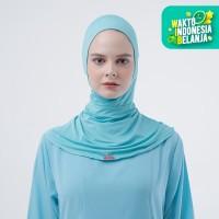 Zoya Inner Kerudung Ciput Hijab - Ciput Rising Star Light Tosca