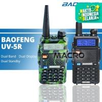 BAOFENG HT Handy Talky UV5R Dual Band VHF UHF RADIO FM Baofeng UV-5R