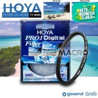 Filter UV HOYA Pro1 77mm lens canon nikon sony fuji samsung dll