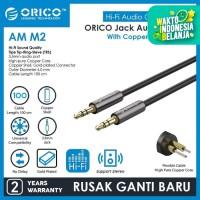 ORICO AUX Copper Shell 3.5mm Audio Extension Cable - 100 cm - AM-M2-10