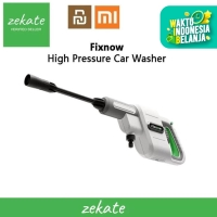Xiaomi Fixnow High Presure Handheld Cordless Car Washer Gun Cuci mobil