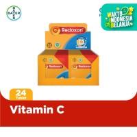 Redoxon Vitamin C + Zinc Rasa Jeruk 12 x 2 Sachet