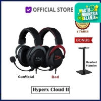 Kingston HyperX Cloud II Pro Gaming Headset 7.1 Surround Sound Cloud 2