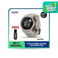 GARMIN INSTINCT SPORT GPS TUNDRA WHITE - TAM 2 TAHUN