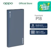 OASE Powerbank P18 (Aluminum Alloy, Quick Charge 3.0, Garansi Resmi)