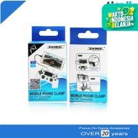 Mobile Clamp Game Klip Holder Stik Stick PS4 DOBE Plus Kabel OTG