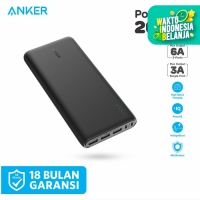 Powerbank Anker PowerCore 26800 mAh Black - A1277