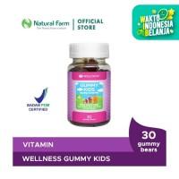 Wellness Gummy Kids 30 Gummies