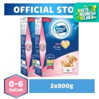 Frisian Baby Tahap 1 Susu Formula Bayi 800g [2 pcs]