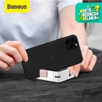 BASEUS LET'S GO PORTABLE MINI PHONE HOLDER STAND HOLDER DUDUKAN HP