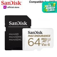 SanDisk Max Endurance 64GB 100MB/s MicroSDXC