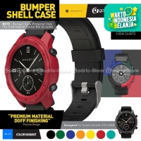 SIKAI BUMPER DOFF Hard Case Screen Protector Cover Amazfit GTR 42mm