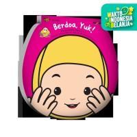 Seri Halo Balita Sali Saliha Berdoa Yuk (Boardbook) Augmented Reality