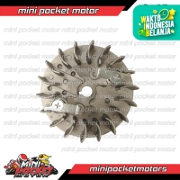 Magnet Kipas Model Baru Motor Mini GP / Mini Trail / Pocketbikes