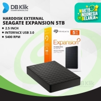 Hardisk External Seagate Expansion 5TB 2.5