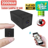 Spy Cam camera WIFI cctv Battery Baterai