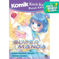 Komik KKPK: Super Manda