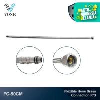 VONE FC-50CM Selang Fleksibel Keran Mixer / Flexible Hose Connection