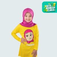 Nussa - Izeta Kaos Anak (Lengan Panjang)