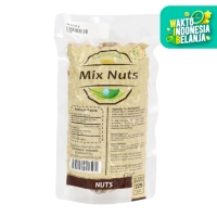 Trio Natural - Mix Nuts 225gr - Cemilan Diet - Snack Sehat