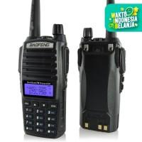 Radio Walkie Talky HT BAOFENG POFUNG Dual Band UHF VHF UV-82
