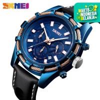 Promo Termurah !!! Jam Tangan Pria Original SKMEI 9189 Chronograph