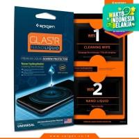 Nano Liquid Screen Protector Spigen iPhone Galaxy Note Xiaomi Huawei