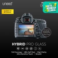 UNEED Hybrid Pro Anti Break Screen Protector Kamera SLR / DSLR Canon