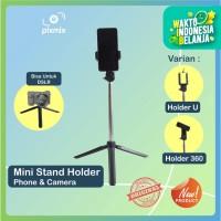 Tripod Tongsis Handphone Camera Pixmix   Selfie Stick Mini Stand Monop