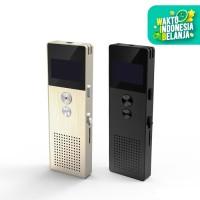 Voice Recorder Perekam Suara Remax Rp1 -Original- - Gold