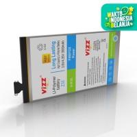 Vizz Baterai Double Power BlackBerry Z30 Original