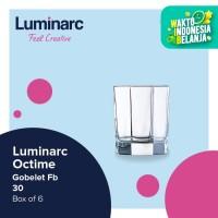 Luminarc Gelas Octime - Gobelet Fb 30 (J7925) - box of 6 - BENING