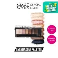 MAKE OVER Eye Shadow Palette - Smokey