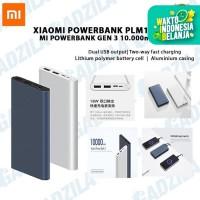 Powerbank Xiaomi Mi 2 PRO 10000 mAh ORI FAST CHARGING PB Mi 2 ORIGINAL