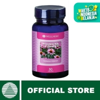 Wellness Echinacea + Vit. C 30 Capsules