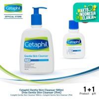 Cetaphil Gentle Skin Cleanser 500ml [free Gentle Skin Cleanser 29ml]