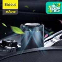 BASEUS RIPPLE CAR AIR FRESHENER PEWANGI MOBIL PARFUM MOBIL - black