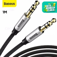 KABEL AUDIO JACK 3.5 MM MALE TO MALE 1.5 M