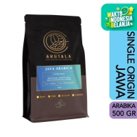 ARUTALA Kopi Arabika Jawa Java Arabica 500 Gram