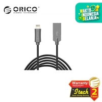 ORICO LTS-10 3A Stainless Steel Braided USB2.0 to Lightning Apple
