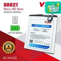Vizz Baterai MEIZU M5 NOTE BA621 Vizz Original Battery