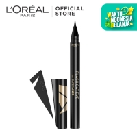 L'Oreal Paris Eyeliner Flash Cat Eyes Make Up - Black