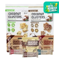 Paket Terlaris Granola Creation B