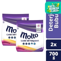 Molto Detergent Sparkling Glamour 700G Twin Pack