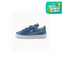 PUMA Sneakers Anak Laki-Laki Suede Monster Family V Ps-801 - BRIGHT, 11