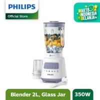 Philips Blender 2L Glass - Lavender HR2222/00