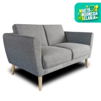 SOFA 2 SEATER / COOKIES / VASSA SOFA