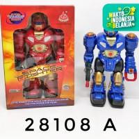 MAINAN ROBOT HERO SPACE FIGHTER 28108A / MAINAN ROBOT ROBOTAN