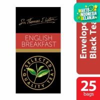 Lipton English Breakfast Stl 25x2.4g