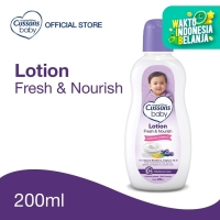 Cussons Baby Lotion Fresh & Nourish 200ml